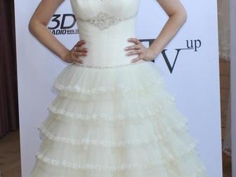Скачать бесплатно изображение  свадебное платье прямого силуэта 40053933 в Москве