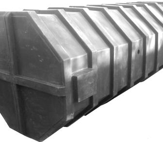 Изображение в Строительные материалы Кирпич, камень, блоки и плиты Продаём полиэтиленовые ёмкости 5000 литров в Кургане 25000