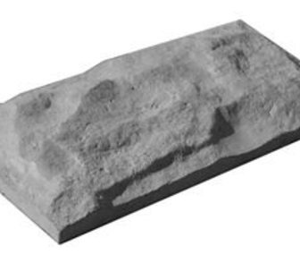Фотография в Строительство и ремонт Строительные материалы Фасадная Облицовочная Плитка Колотый камень в Кургане 380