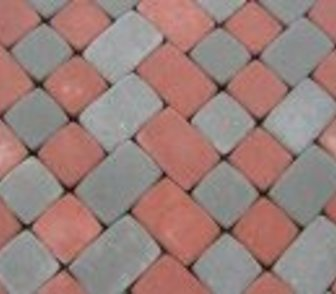 Фото в Строительство и ремонт Строительные материалы Тротуарная плитка Русто Старинный город в Кургане 480