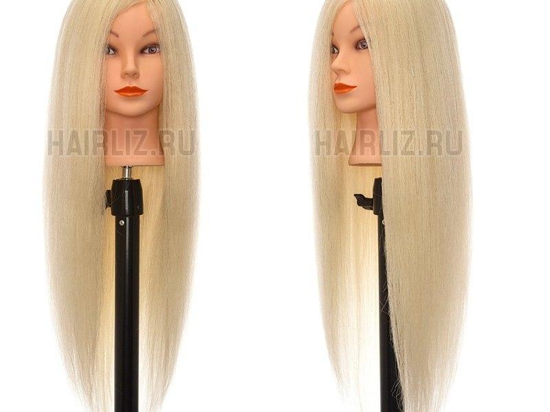 Манекен натуральные волосы цена