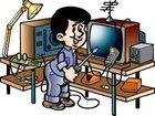 Фото в Ремонт электроники Ремонт телевизоров Срочный ремонт и настройка телевизоров любого в Курске 500