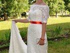 Увидеть фото Свадебные платья Продам платье Итальянской коллекции 34009124 в Курске