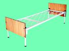 Увидеть фотографию Мебель для спальни Армейские металлические кровати, трехъярусные кровати 70365940 в Курске
