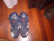 кроссовки adidas зимние в отличном состоянии кроссовки adidas зимние б/у 1 раз в