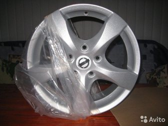 Смотреть foto  продаю литой диск 32952183 в Железногорске