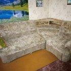 Продаётся угловой диван и кресло