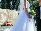 Уникальное фото Свадебные платья Шикарное свадебное платье 34052990 в Кыштыме