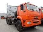 Скачать бесплатно фотографию  Седельный тягач КамАЗ 44108 39647911 в Кызыле
