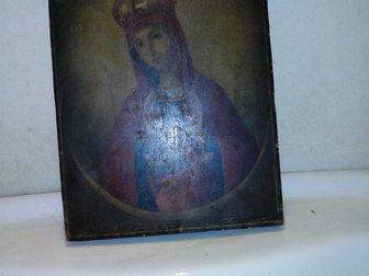 Просмотреть фото Антиквариат Продаю икону 18-19 век, 33860823 в Москве