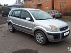 Ford Fusion 1.4 МТ, 2007, 115 000 км