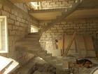 Изображение в Строительство и ремонт Строительство домов Монолитные железобетонные, бетонные лестницы в Липецке 0