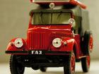 Фото в Хобби и увлечения Коллекционирование цвет:красный, масштаб:1:43, сделан из металла в Липецке 550