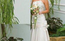 Свадебное \ выпускное платье