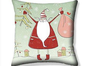 Смотреть foto Поиск партнеров по бизнесу Декоративные подушки из льна оптом 29797211 в Липецке