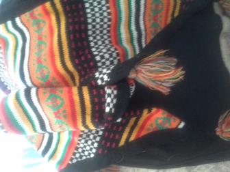 Скачать бесплатно изображение Женская одежда продается вязанный шарф зима- осень 65166591 в Липецке