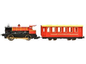 Скачать изображение  Паровоз с вагоном Технопарк 69091818 в Липецке