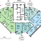 Продажа: 1 комн. квартира, 41.58 кв.м. Жилая площадь - 33.26