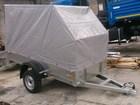 Скачать бесплатно foto Прицепы для легковых авто Автомобильный прицеп ССТ-7132-02 43900463 в Лобне