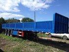 Скачать фото  бортовой полуприцеп контейнеровоз 32973005 в Магадане