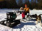 Фотография в Авто Снегоходы Приобретая снегоходную приставку отдельно в Магнитогорске 65000