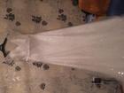 Фотография в   Продам красивое легкое свадебное платье в Магнитогорске 5000