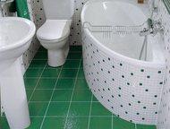 Ремонт и отделка санузла, ванной комнаты, туалета Ремонт и отделку санузла, ванн