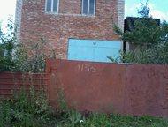Коммунальщик1, дом кирпичный дом 7. 5х6 3 уровня, гараж в доме под газель, 3 ком