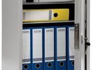 Бухгалтерский шкаф SL-65T Внешние размеры: 630x460x340.   Внутренние размеры:460
