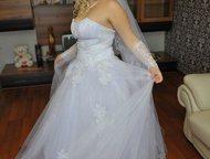 Магнитогорск: Продам свадебное платье не дорого Продам белое классическое платье. В хорошем состоянии после химчистки. Пышная юбка пачка, сетка, отделка из бисера в