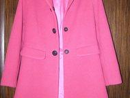Пальто для девочки Размер: 122-128 см (6-8 лет)  Пальто для девочки демисезонное