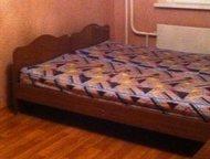 Продам кровать Продам кровать с матрацем  размер 80*200 см  2 шт.   по 2500 руб.