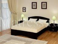 Кровать Рено 1 в Магнитогорске Кровать Рено 1 – элегантная и недорогая кровать и