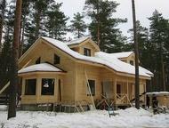 Дом 100 м2 на участке 4 сот, пос, Светлый Предлагаем строительство индивидуально