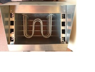Электрическая печь из нержавейки Магнитогорск Электрическая печь из нержавейки М