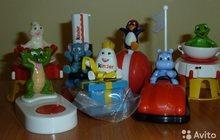 игрушки из киндер макси