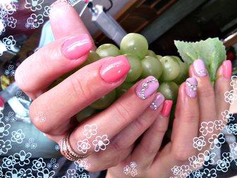 Скачать бесплатно фото  наращивание ногтей,гель-лак, недорого 32527224 в Магнитогорске