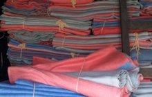 Постельное белье и одеяла с гос, резерва