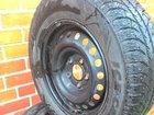 Увидеть foto Зимние шины Продам зимний комплект колёс на шипах б/у, 40279292 в Миассе