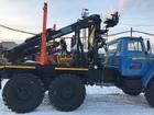 Просмотреть фото  Лесовозы Урал капремонт 2019 г, в, с новыми манипуляторами 69220919 в Владимире