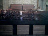 Кровать продам Продам кровать мебель Глазов 2м на 1, 40 с ортопедическим основан