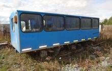 Кузов -фургон (салон) вахтового автобуса Урал 28 мест, 2010 г, в