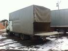Фото в Авто Транспорт, грузоперевозки Перевозки Минск-РБ, 20 кубов, тент, 2 тонны, в Минске 150000
