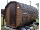 Скачать бесплатно изображение Ландшафтный дизайн Готовая баня-бочка за 1 день 33353252 в Минске