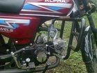 Фото в Авто Мотоциклы Альфа 110, новые амортизаторы, повторители, в Моршанске 20000