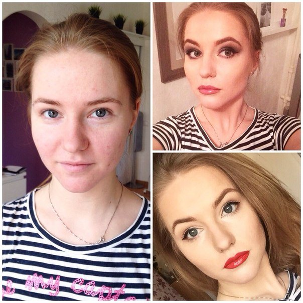 Уроки макияжа для себя фото