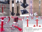 Свежее фото Блокираторы Оградительные столбики, парковочные столбики 32593244 в Moscow