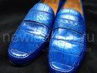Фото в Одежда и обувь, аксессуары Женская обувь Обувь из кожи крокодила на заказ. Пошив обуви в Москве 10000