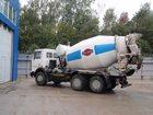 Смотреть изображение Бетономиксер Продам автобетономиксер АБС МАЗ-6312В5-455-012 32941043 в Москве