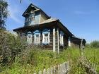 Свежее foto Загородные дома Бревенчатый дом в жилой деревне, в тихом живописном месте, 250 км от МКАД 34744373 в Москве